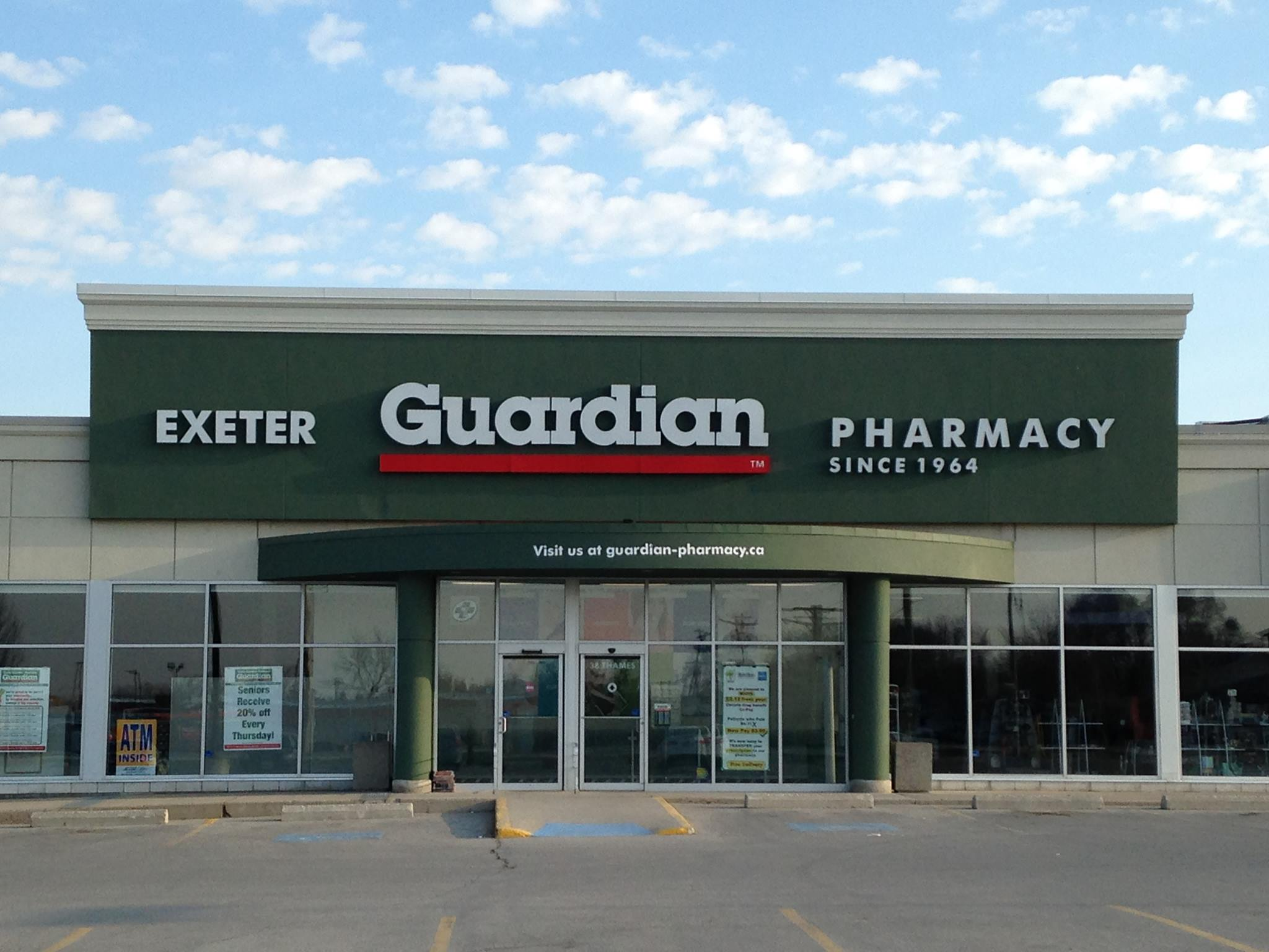 Your Friendly                          Neighbourhood Pharmacy!